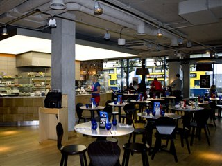 Ink, Dn Laoghaire: Library cafe is bursting with fresh ideas